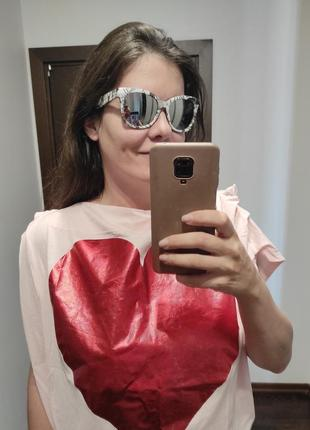 Новые солнцезащитные очки alexander mcqueen чёрно-белые принт манга6 фото