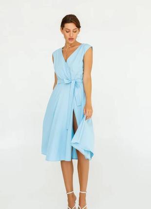 Платье расклешенного кроя