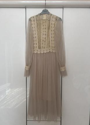 Вечірнє плаття, дуже красиве!