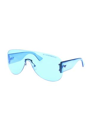 Новые солнцезащитные очки emporio armani made in italy маска бирюза limited edition