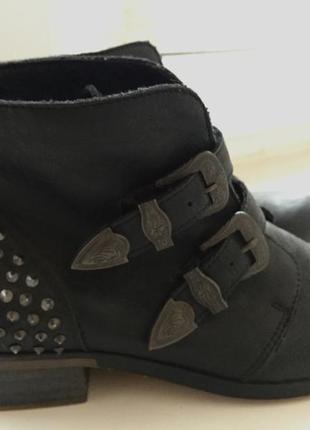 Осенние ботиночки, полуботиночки на низком ходу