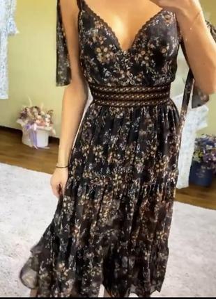 Шикарное платье 28.maggio
