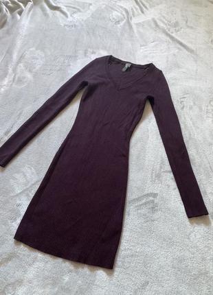 Длинные платья с длинным рукавом