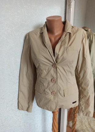 Пиджак куртка плащевка