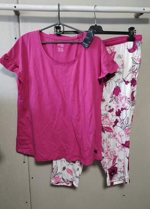 Пижама размеры l и 3xl
