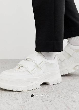 Массивные кроссовки asos