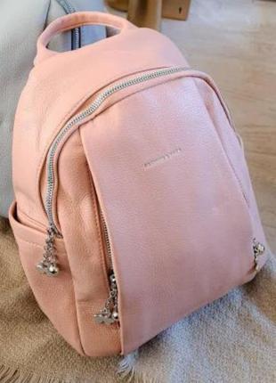 Пудровый рюкзачок