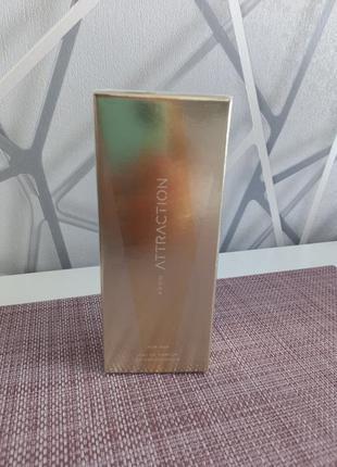 Женская парфюмерная вода avon attraction for her
