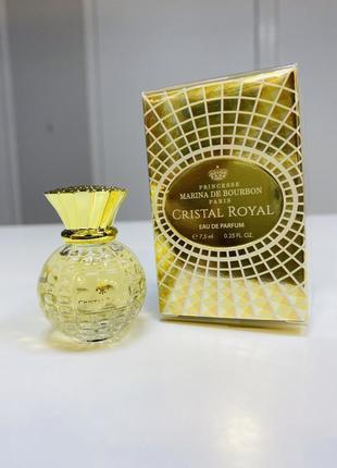 Миниатюра marina de bourbon - cristal royal/оригинал.
