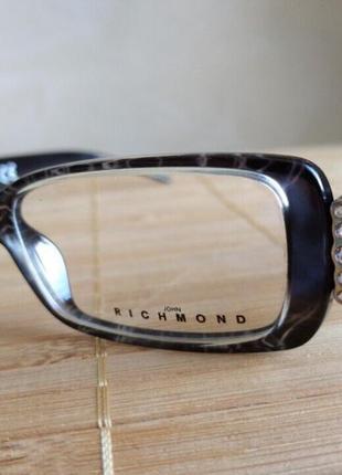 Распродажа фирменная оправа под линзы,очки оригинал richmond jr14502 новая2 фото