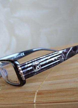 Распродажа фирменная оправа под линзы,очки оригинал richmond jr14502 новая3 фото