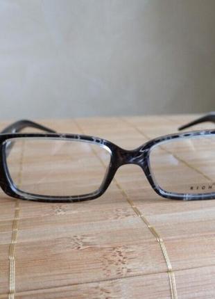 Распродажа фирменная оправа под линзы,очки оригинал richmond jr14502 новая4 фото