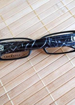 Распродажа фирменная оправа под линзы,очки оригинал richmond jr14502 новая6 фото