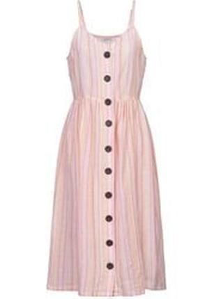Glamorous сарафан платье хлопок zara