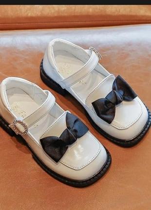 Очень классные туфли на девочек