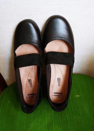 Туфли кожа мягенькие 38р ст.24см