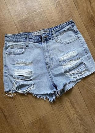 Шорти джинсові denim co