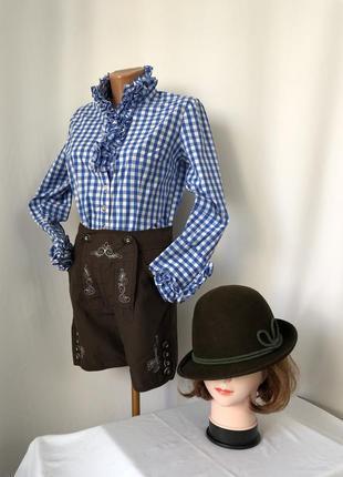 Баварский костюм с шортами