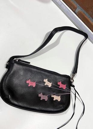 Кожаная сумка кошелёк radley оригинал
