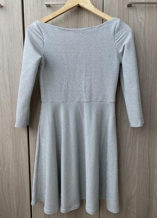 Трикотажна сукня
