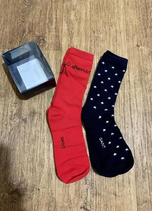 Новый набор носки gant оригинал