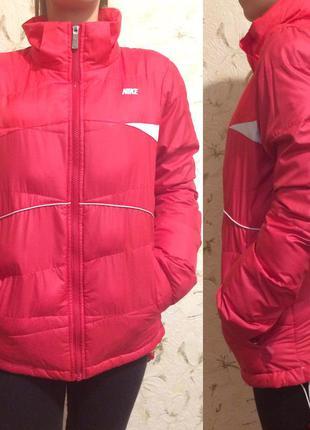 Куртка зимняя пуховик nike