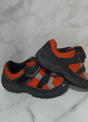 Демисезонные осенние весенние термоботинки ботинки на мальчика