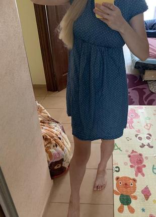 2 платья для беременных с отделом для кормления