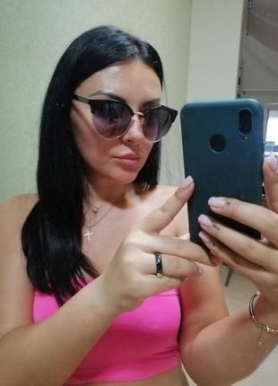 Женские солнечные очки2 фото