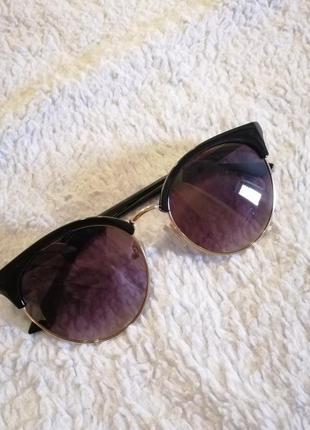 Женские солнечные очки3 фото