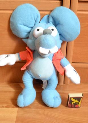 Мягкая игрушка симпсоны, щекотка, чух, мышь симпсоны