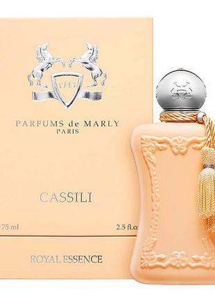 Parfums de marly cassili (тестер luxury orig.pack!) edp 75 ml