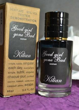 Парфюм kilian good girl gone bad, парфуми, тестер, парфюмерия, косметика,духи
