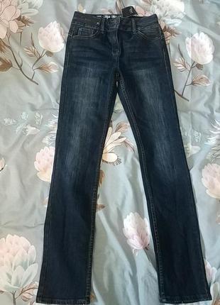 Классные джинсы слим next