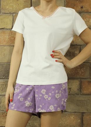 Домашний костюм, пижама (футболка+шорты) esmara/ германия