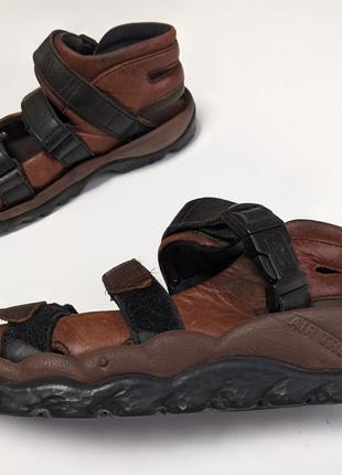 Clarks мощные винтажные туристические сандали | трекинговые