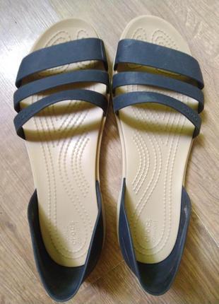 Crocs w10, 40-41-й размер