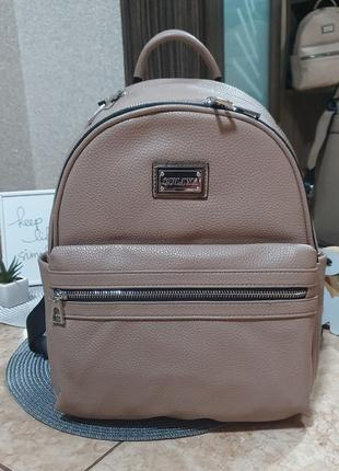 Рюкзак екошкіра
