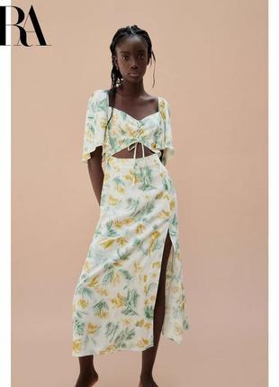Платье zara 🔥