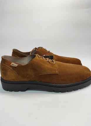 Туфли мужские замшевые maians