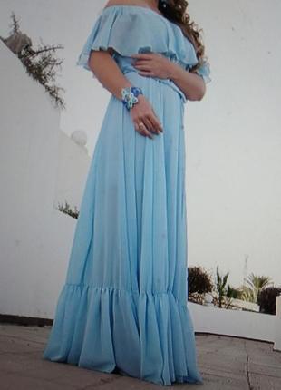 Шикарне плаття для фотосесій