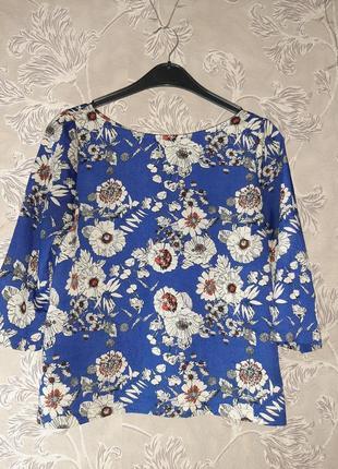 Легкая блуза на лето