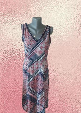 Легкое натуральное платье