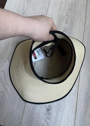 Новые поля шляпы