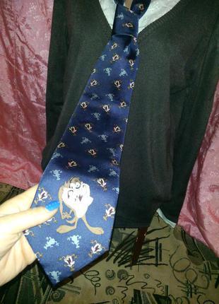 Стильный галстук  elite