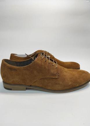 Туфли замшевые мужские vagabond премиум бренд
