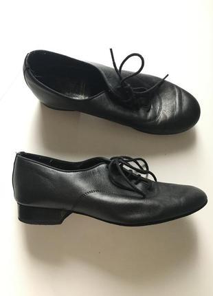 Танцевальные кожаные туфли supadance. made in england.