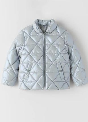 Модная курточка зара