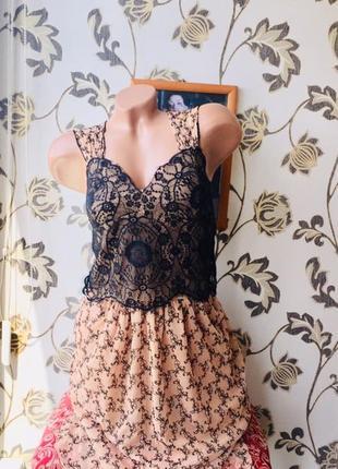 Only heards сша красивое кружевное платье