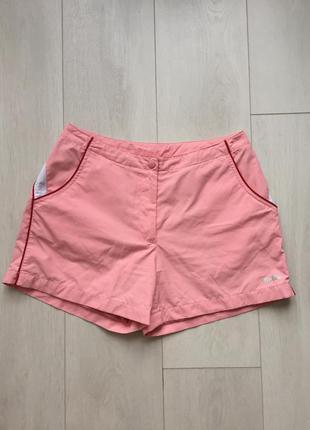 Классные розовые спортивные шорты на лето